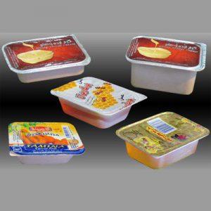بسته بندی عسل با دستگاه فرم فیل سیل