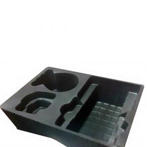 ظرف تولید شده با دستگاه ترموفرمینگ